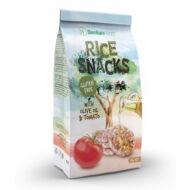 RICE SNACK Tomato gluténmentes zöldséges rizs snack 50 g