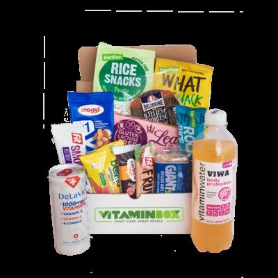 Vitaminbox Home Office csomag Medium Smart Snack Box