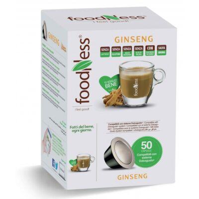 GINSENG COFFEE kávékülönlegesség DOLCE GUSTO kompatibilis kávékapszula