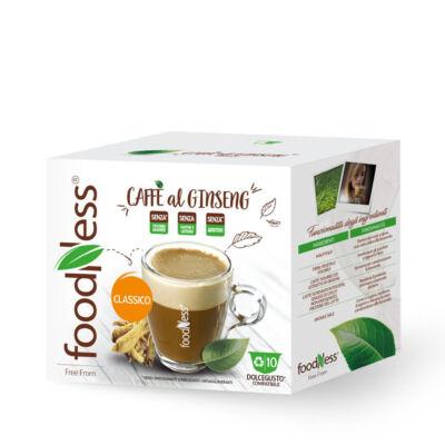 GINSENG Classic kávékülönlegesség DOLCE GUSTO kompatibilis kávékapszula