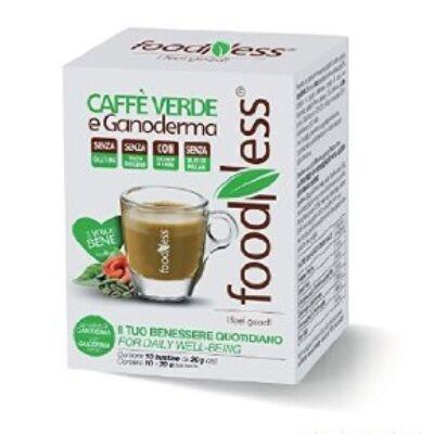 GREEN COFFEE & GANODERMA ELIXIR 50 db DOLCE GUSTO® kompatibilis kapszula