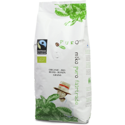 Bio Organic Fairtrade szemes kávé