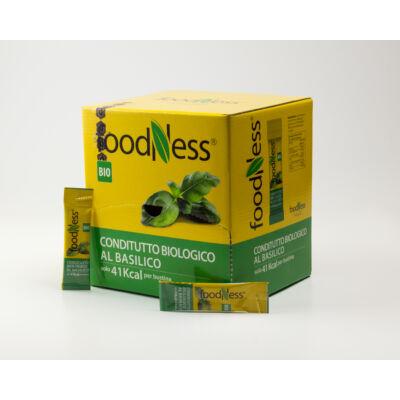 Bio olíva öntet - bazsalikomos 100 db