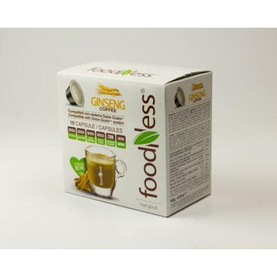 GINSENG COFFEE kávé különlegesség 10 db DOLCE GUSTO® kompatibilis kapszula