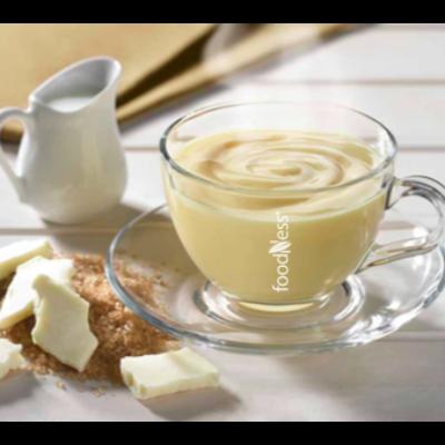 WHITE HOT CHOCOLATE mogyorós