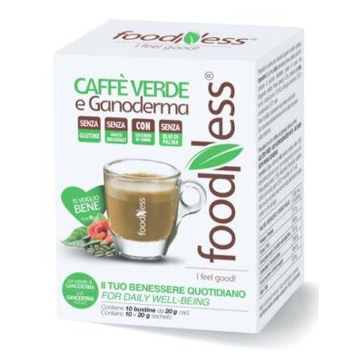 GREEN COFFEE & GANODERMA ELIXIR 10 db - Egyadagos instant kiszerelés