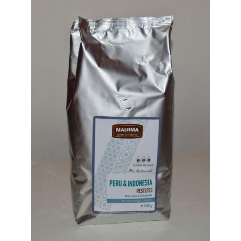 Maloma - Restless 1kg szemes kávé