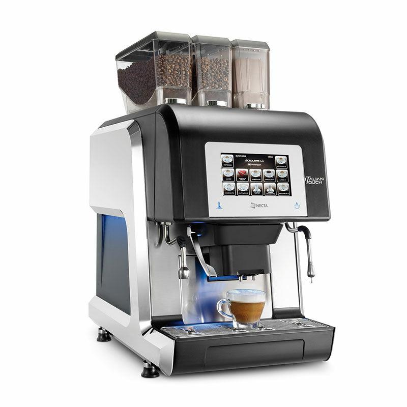 Necta Karisma kávégép