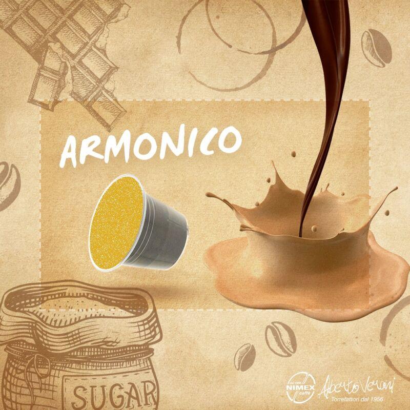 Alberto Verani kapszulás kávé Armonico Nespresso kompatibilis
