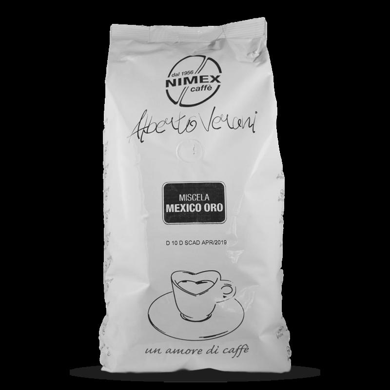 Mexico Oro szemes kávé Alberto Verano Nimex