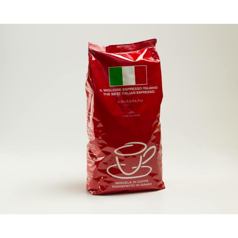 Marti's szemes kávé Alberto Verani