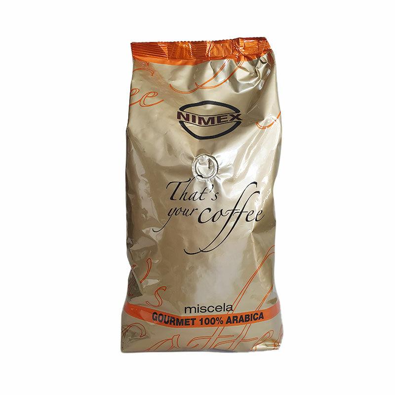 Gourmet 100% Arabica kávé Alberto Verani Nimex