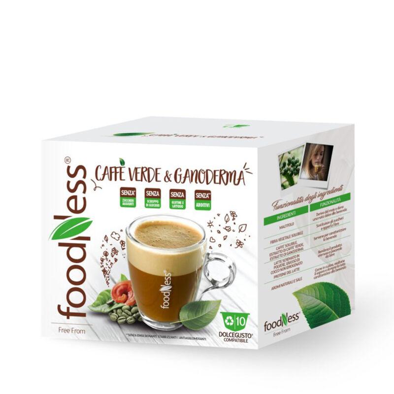 Zöld kávé és ganoderma ital Vitaminbox