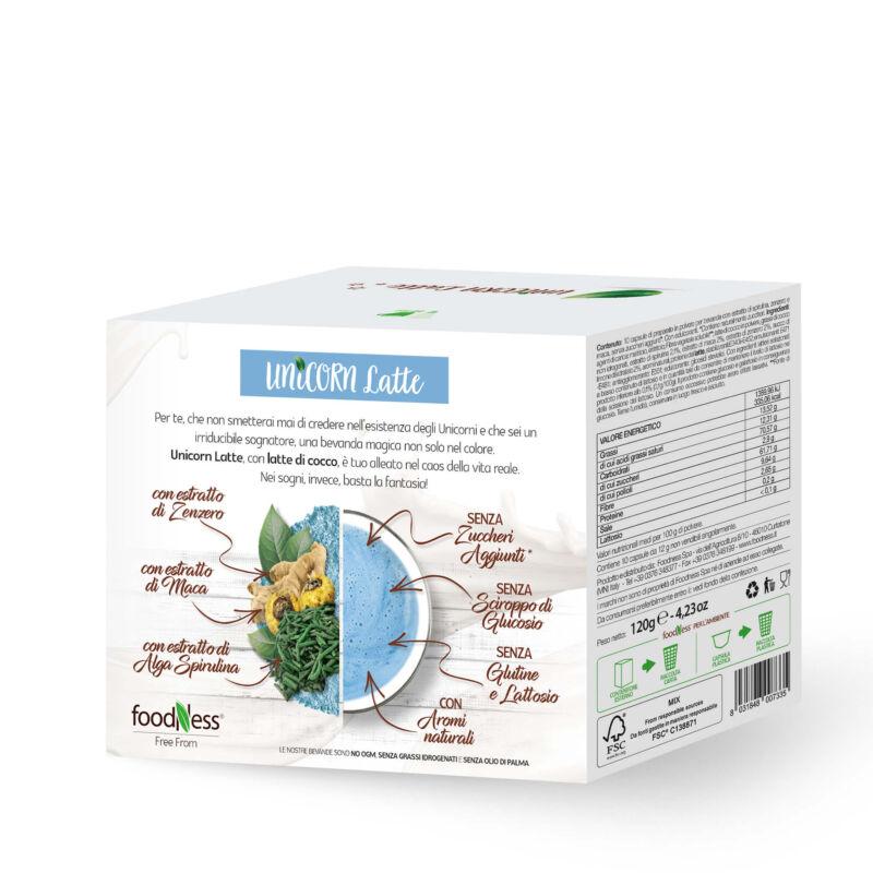 Unikornis Latte Vitaminbox