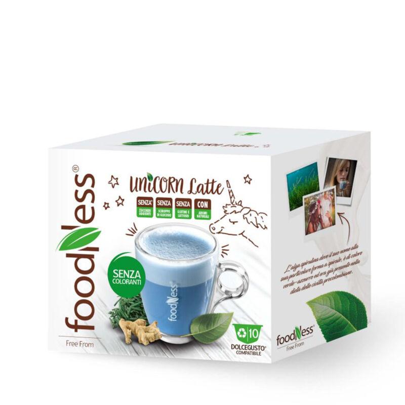 UNIKORNIS LATTE energizáló Wellness ital 10 db DOLCE GUSTO® kompatibilis kapszula