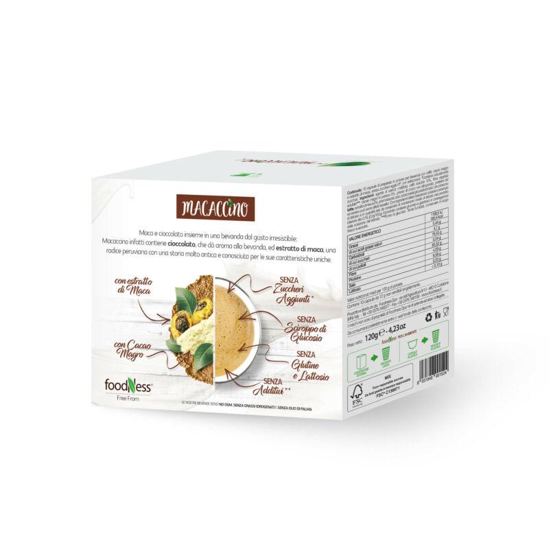 Macaccino Wellness ital Foodness