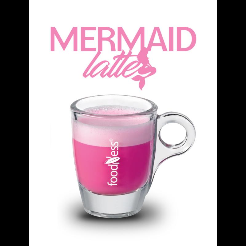 Mermaid latte